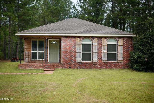 1147 Monkey Mizell Rd, Lucedale, MS 39452 (MLS #377222) :: Biloxi Coastal Homes
