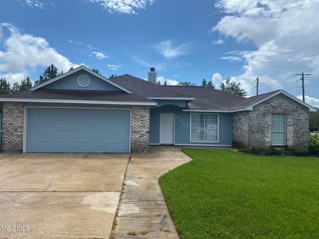 8020 Ridgecrest Cir, Biloxi, MS 39532 (MLS #377275) :: Coastal Realty Group