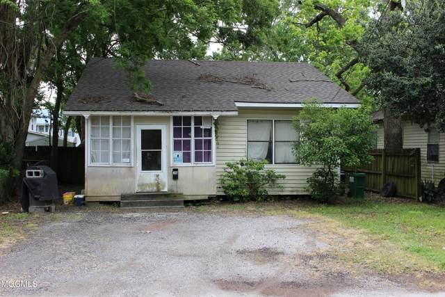 706 Mckinley Ave, Pascagoula, MS 39567 (MLS #377295) :: Biloxi Coastal Homes