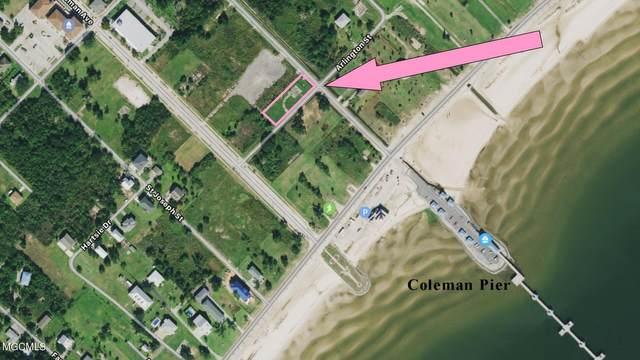 201 Terrace Ave, Waveland, MS 39576 (MLS #377327) :: Coastal Realty Group
