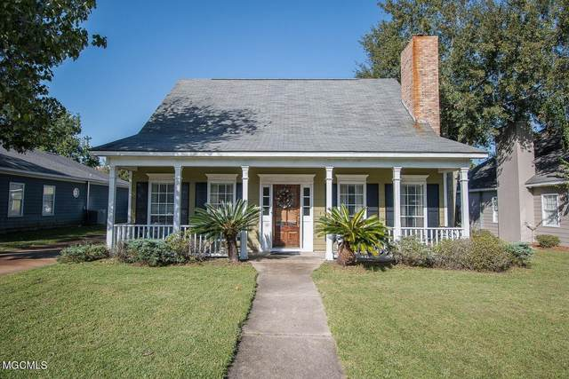 917 Handsboro Pl, Gulfport, MS 39507 (MLS #377332) :: Dunbar Real Estate Inc.