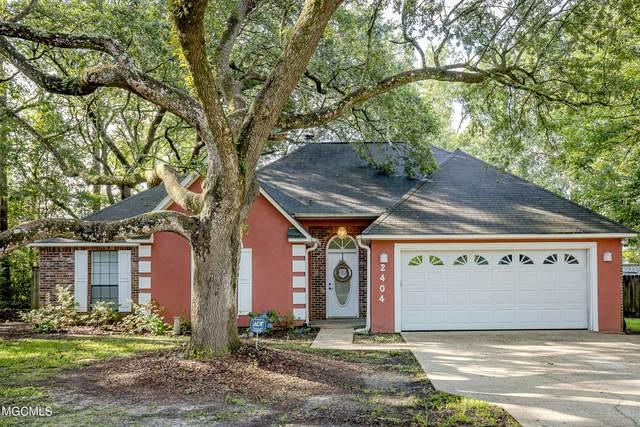 2404 Parkview Dr, Gautier, MS 39553 (MLS #377352) :: Keller Williams MS Gulf Coast