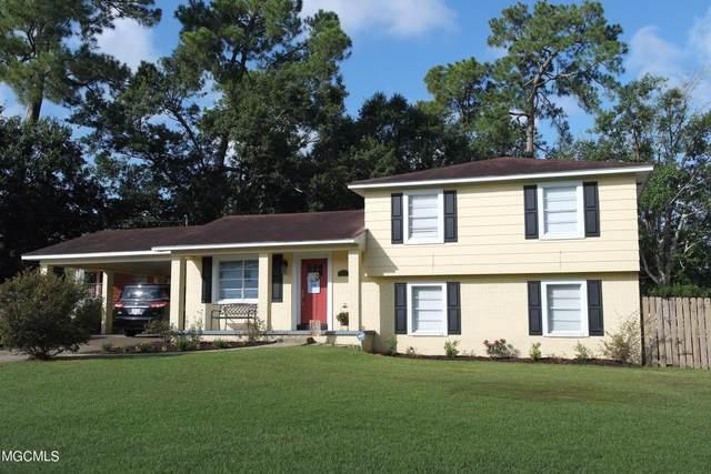3907 Lincolnshire St, Pascagoula, MS 39581 (MLS #377364) :: Biloxi Coastal Homes