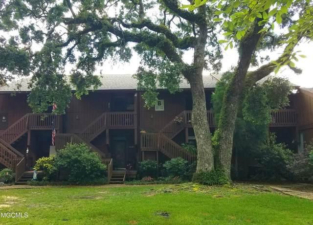 215 Lakeside Villa B, Diamondhead, MS 39525 (MLS #377372) :: Biloxi Coastal Homes