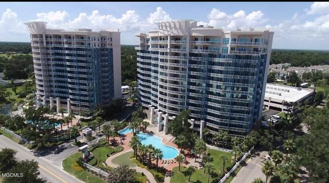 2230 Beach Dr #601, Gulfport, MS 39507 (MLS #377409) :: Keller Williams MS Gulf Coast