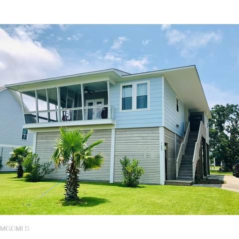 123 Barkley Dr, Pass Christian, MS 39571 (MLS #377421) :: Dunbar Real Estate Inc.