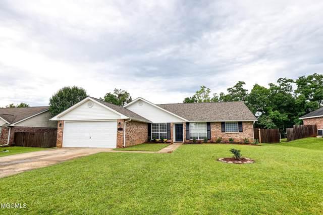 14310 Creekwood Cv, Gulfport, MS 39503 (MLS #377444) :: Dunbar Real Estate Inc.