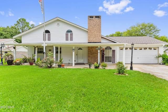1613 Aubin Blvd, Gautier, MS 39553 (MLS #377469) :: The Sherman Group