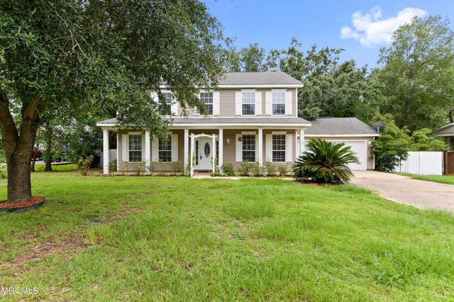7809 Clamshell Ave, Ocean Springs, MS 39564 (MLS #377482) :: Biloxi Coastal Homes
