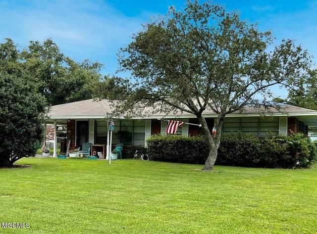 107 East Ave, Long Beach, MS 39560 (MLS #377488) :: Coastal Realty Group