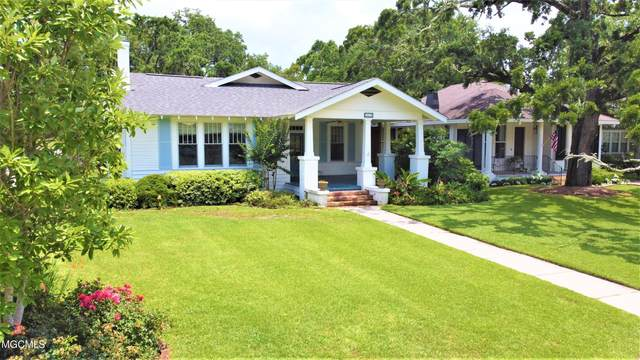 1340 2nd St, Gulfport, MS 39501 (MLS #377537) :: The Sherman Group