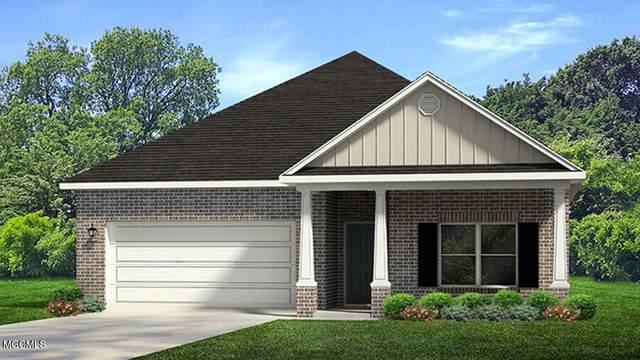 5763 Overland Dr, Biloxi, MS 39532 (MLS #377544) :: Biloxi Coastal Homes
