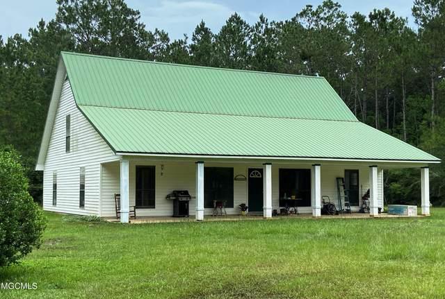 5401 Wildwood Rd, Moss Point, MS 39562 (MLS #377567) :: Keller Williams MS Gulf Coast