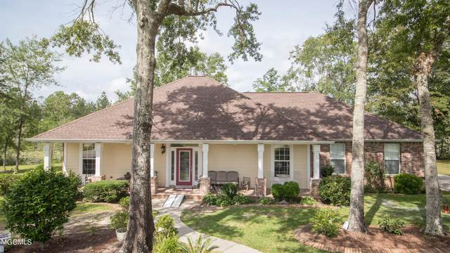 18155 Sherwood Ct, Saucier, MS 39574 (MLS #377633) :: Biloxi Coastal Homes