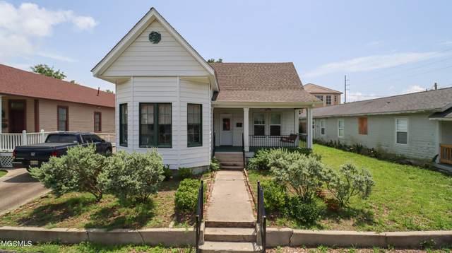1914 24th Ave, Gulfport, MS 39501 (MLS #377647) :: Keller Williams MS Gulf Coast