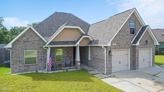 743 Malpass Landing Dr, Biloxi, MS 39532 (MLS #377663) :: Biloxi Coastal Homes