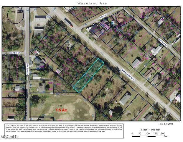 0 Waveland Ave, Waveland, MS 39576 (MLS #377681) :: Dunbar Real Estate Inc.