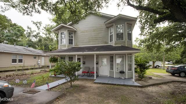 1821 36th Ave, Gulfport, MS 39501 (MLS #377826) :: Biloxi Coastal Homes