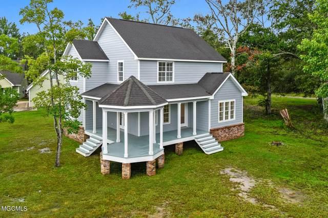 2162 Longfellow Rd, Bay St. Louis, MS 39520 (MLS #377836) :: Coastal Realty Group