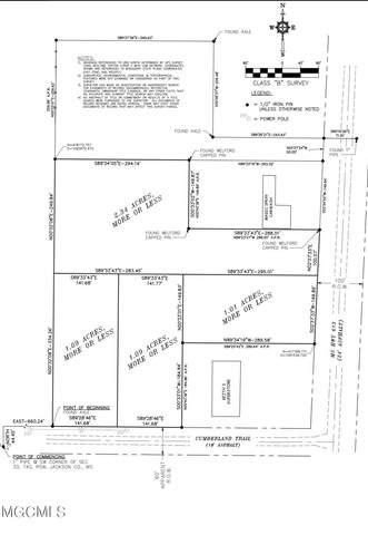 19ac Cumberland Trail, Moss Point, MS 39562 (MLS #377857) :: The Demoran Group at Keller Williams