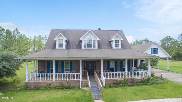 9222 Rock Hill Rd, Vancleave, MS 39565 (MLS #377877) :: Biloxi Coastal Homes