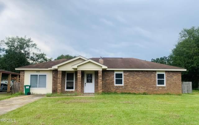 3413 Ken Ave, Pascagoula, MS 39581 (MLS #377881) :: Biloxi Coastal Homes