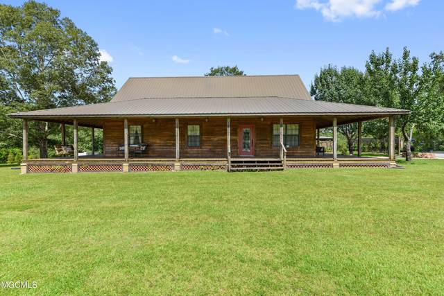 18380 Diamond Rd, Saucier, MS 39574 (MLS #377923) :: Biloxi Coastal Homes