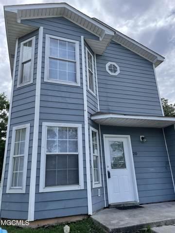 20 Grand Lido, Gulfport, MS 39507 (MLS #377934) :: Biloxi Coastal Homes
