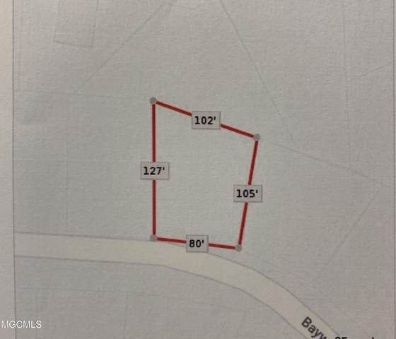 Lot 11 Baywood Dr, Pass Christian, MS 39571 (MLS #377936) :: Biloxi Coastal Homes