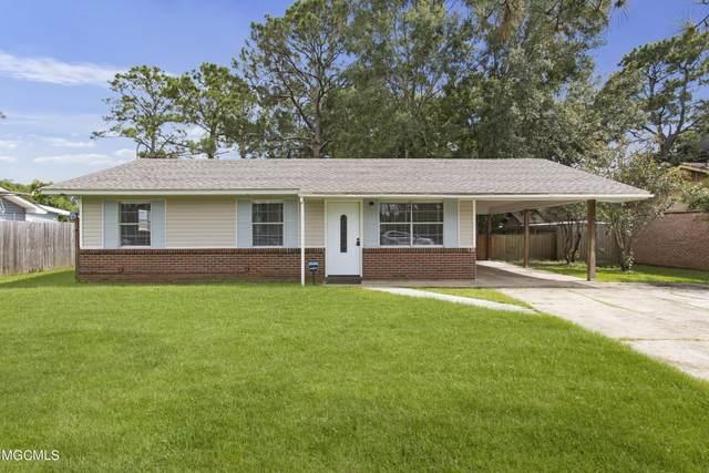 4812 Old Fort Bayou Rd, Ocean Springs, MS 39564 (MLS #377959) :: Biloxi Coastal Homes