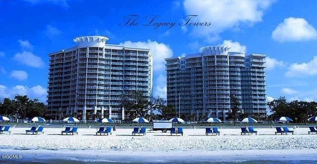 2228 Beach Dr #202, Gulfport, MS 39507 (MLS #377980) :: Biloxi Coastal Homes