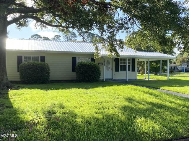1202 Oliver St, Pascagoula, MS 39567 (MLS #377995) :: Keller Williams MS Gulf Coast