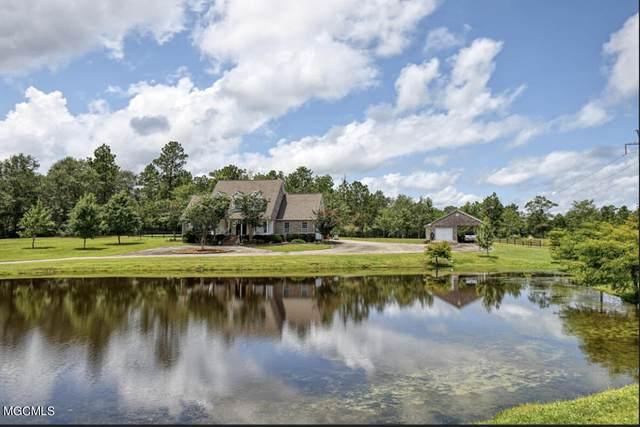18512 Spring Briar Trl, Saucier, MS 39574 (MLS #378013) :: Biloxi Coastal Homes