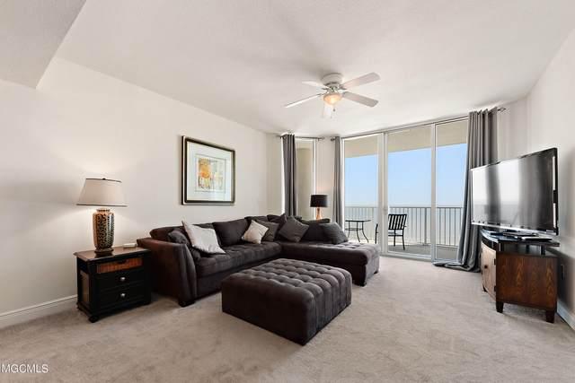 2668 Beach Blvd #1505, Biloxi, MS 39531 (MLS #378018) :: The Sherman Group