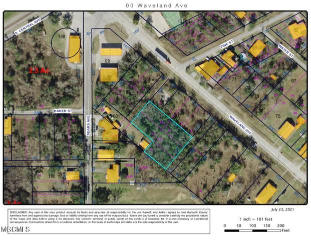 00 Waveland Ave, Waveland, MS 39576 (MLS #378042) :: Dunbar Real Estate Inc.