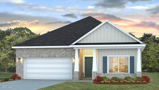 1020 Kittiwake Cv, Ocean Springs, MS 39564 (MLS #378045) :: Biloxi Coastal Homes