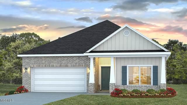 1020 Kittiwake Cv, Ocean Springs, MS 39564 (MLS #378048) :: Biloxi Coastal Homes