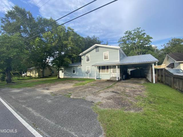 2302 Eden St, Pascagoula, MS 39581 (MLS #378069) :: Biloxi Coastal Homes