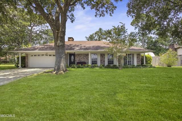 853 Auburn Dr, Biloxi, MS 39532 (MLS #378083) :: Dunbar Real Estate Inc.
