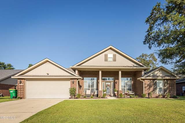 121 Brackish Pl, Ocean Springs, MS 39564 (MLS #378085) :: Biloxi Coastal Homes