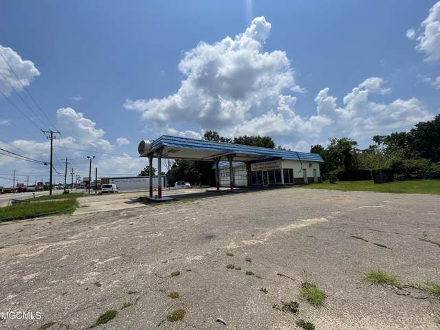 541 Pass Rd, Gulfport, MS 39507 (MLS #378107) :: Dunbar Real Estate Inc.