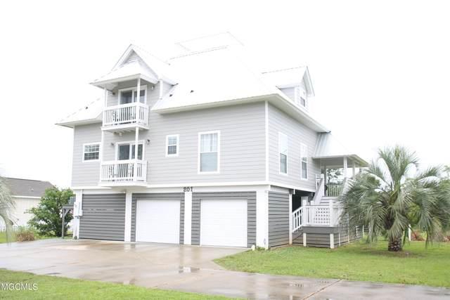 201 Oak Gardens Ave, Long Beach, MS 39560 (MLS #378118) :: Coastal Realty Group