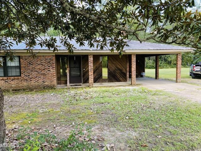 2317 Wade Glass Rd, Moss Point, MS 39562 (MLS #378128) :: Biloxi Coastal Homes
