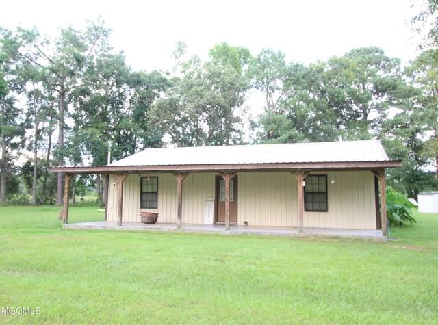 51 Leaning Oak Ln, Leakesville, MS 39451 (MLS #378129) :: Keller Williams MS Gulf Coast