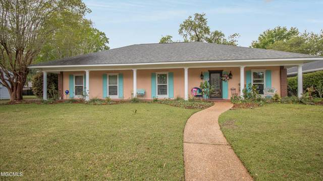 459 Cove Dr, Biloxi, MS 39531 (MLS #378172) :: Biloxi Coastal Homes