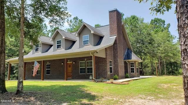 255 Homer Ladner Rd, Poplarville, MS 39470 (MLS #378210) :: Dunbar Real Estate Inc.
