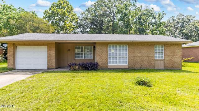 2810 Gardendale Ave, Gautier, MS 39553 (MLS #378234) :: Coastal Realty Group