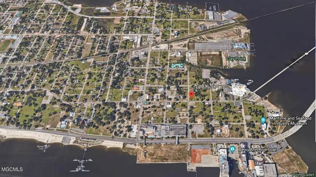 148 Pine St, Biloxi, MS 39530 (MLS #378235) :: Biloxi Coastal Homes