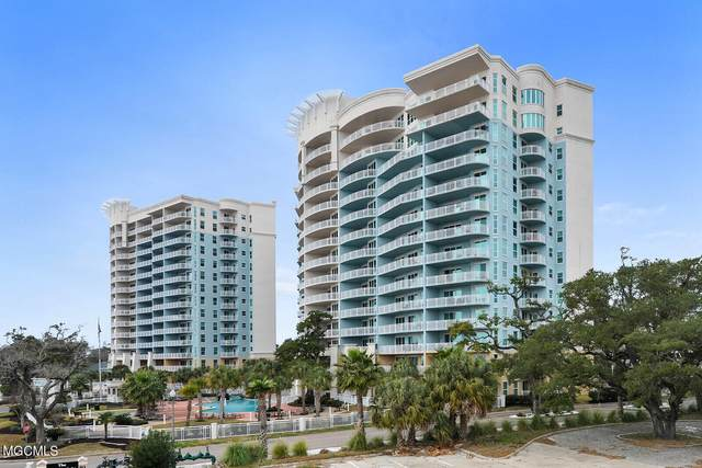 2230 Beach Dr #1205, Gulfport, MS 39507 (MLS #378242) :: The Sherman Group