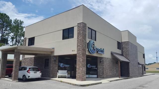 998 N Halstead Rd, Ocean Springs, MS 39564 (MLS #378278) :: Keller Williams MS Gulf Coast
